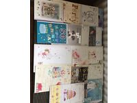 Greeting Cards Job lot X 20 Different Ages