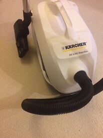 Kärcher DS 6.000 vacuum cleaner with water filter