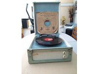 1950s Scala record player