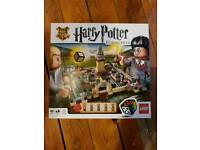 LEGO HARRY POTTER HOGWARTS BOARD GAME VGC