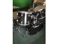 Black Pearl Export SHELL KIT (cymbals not included)