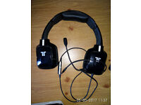 TRITTON Kunai Stereo Headset for Wii U and Nintendo 3DS