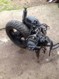 Peugeot blaster rs12 engine