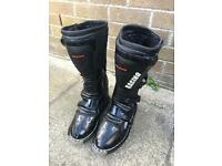 Blytz Racing Motorcross boots