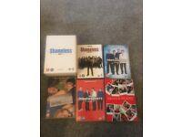 Dvds - series