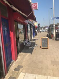 Cafe for sale in ilford/Newbury park