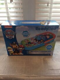 Child's ready bed