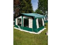 Pennine Apollo folding camper trailer tent