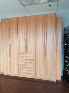 25% DISCOUNT! 100% CANADIAN MADE CUSTOM MANUFACTURED CLOSETS! FREE QUOTES! LIFE TIME WARRANTY! FREE DESIGN CONSULTATION!