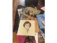 Vinyl LPs x60 +2 cases
