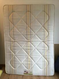 Orthopaedic spring mattress double size