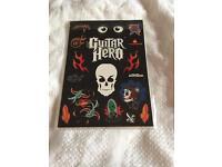 Guitar hero stickers