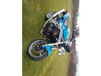 triumph speed triple 955 £2500