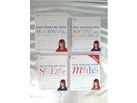 Carol Vorderman - Help Your Kids 3 Books Collection Set