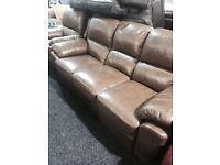 3/1 QUALITY LEATHER SUITE