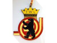 TWL Ludwigshafen 1975 Medal