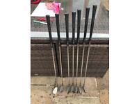 Ping G25 irons