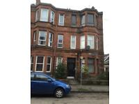 IBROX - 1 Bedroomed Furnished Flat with lounge kitchen & bathroom AVAILABLE NOW
