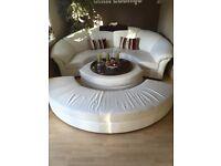 designer couch anthrazit in berlin hellersdorf ebay. Black Bedroom Furniture Sets. Home Design Ideas