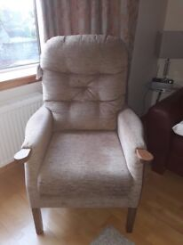 Cintique Chair Orthopaedic armchair excellent condition