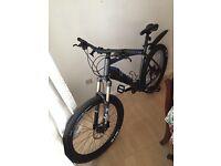 Incline 13 21 inch frame bike