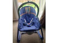 Fisher Price link a do baby to toddler chair