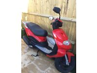 selling my precious and reliable scooter as I do not need it anymore