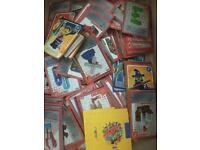 Lego Create the Word trading cards