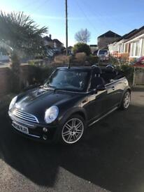Mini Cooper convertible, 2006, New MOT