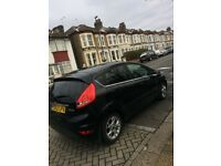 Ford fiesta automatic 1.4lit 62 plate very low mileage 19k, 2 owner long Mot in perfect condition