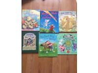 Variety of cheap kids books