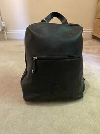 PacaPod Black Heartland Changing Bag