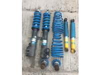 Fiat 500 abarth bilstien coilover suspension