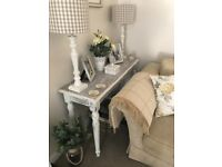 Beautiful Console Table Dressing Table Desk or Hall Table
