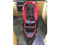 For Sale: Phil and Teds Sport Double Pushchair