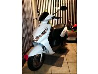 Peugeot kisbee 100cc scooter , only 8500 miles , in great condition
