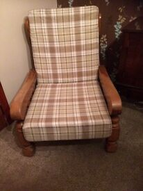 SOLD Armchair