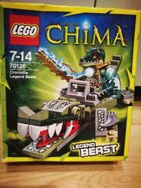 Lego 70126 Legends of Chima, Crocodile Legend Beast