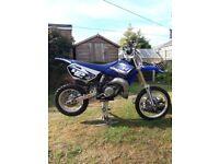 Yamaha YZ85 2010