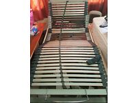 Adjustable Electric Single Bed, good clean condition bargain, no longer needed