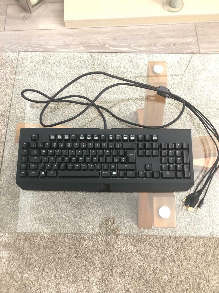 Razer Blackwidow Chroma Keyboard | in Tredegar, Blaenau Gwent | Gumtree