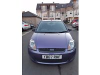 Ford Fiesta 07 plate - Excellent condition - Full history