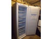 Bosch tall freezer.