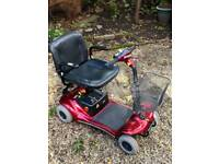 Mobility scooter, Sterling Pearl