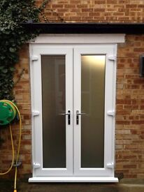 UPVC French and Patio doors from £699 fitted