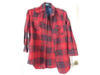 Topshop shirt size 8