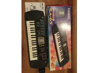 Casio keyboard SA -65