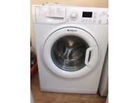 HOTPOINT Futura Washing Machine - white - 7kg