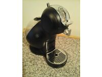 Krups Nescafe Dolce Gusto Melody III Manual Coffee Machine-Black.