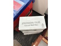 Johnson Tiles (PRISMATICS RICE GLOSS) 4 boxes (44 each box)